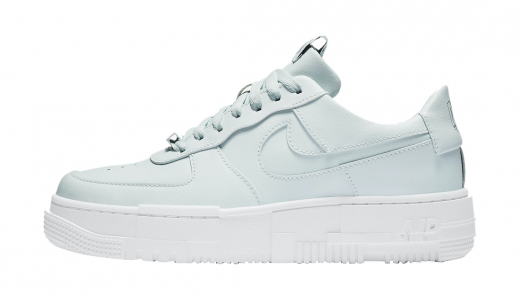 Nike WMNS Air Force 1 Low Pixel Ghost Aqua