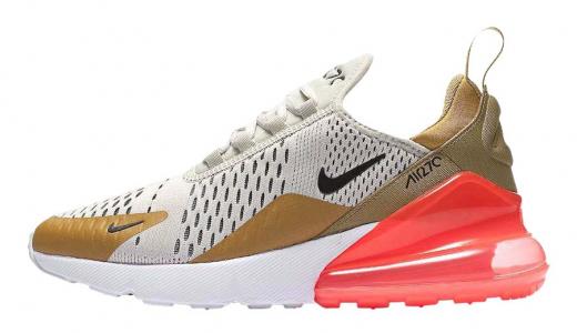 Nike WMNS Air Max 270 Flight Gold