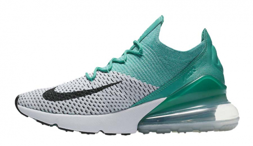 Nike WMNS Air Max 270 Flyknit Clear Emerald