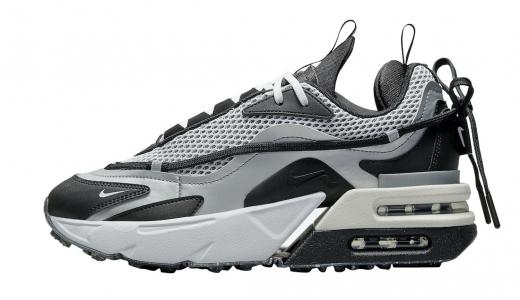 Nike WMNS Air Max Furyosa Silver Black