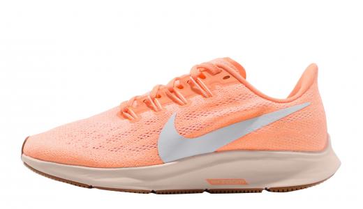 Nike WMNS Air Zoom Pegasus 36 Orange Pulse White