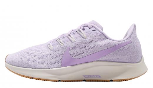 Nike WMNS Air Zoom Pegasus 36 Platinum Tint Purple Agate