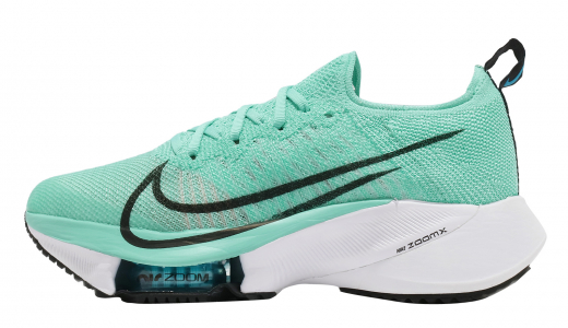 Nike WMNS Air Zoom Tempo Next% Flyknit Hyper Turquoise Black