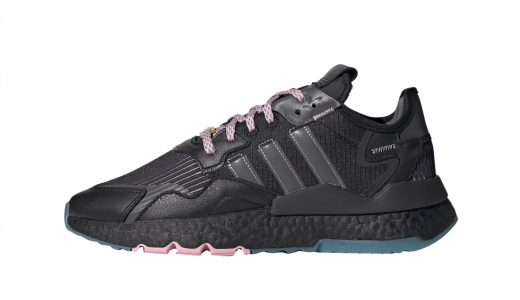 Ninja x adidas Nite Jogger Time In Core Black