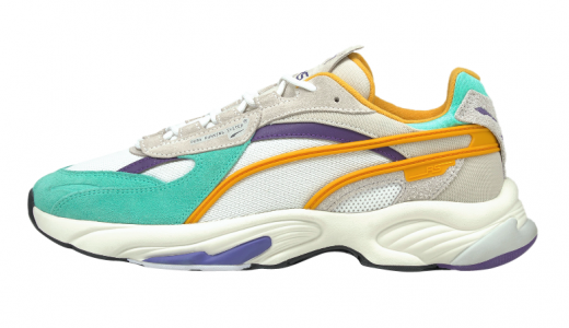 PUMA RS-Connect Drip Biscay Green