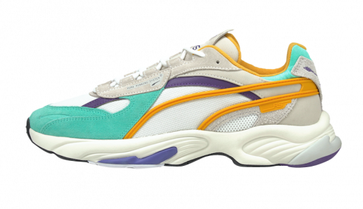 PUMA RS Connect Drip Pack Biscay Green
