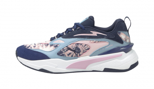 PUMA WMNS RS-Fast Tie-Dye Forever Blue
