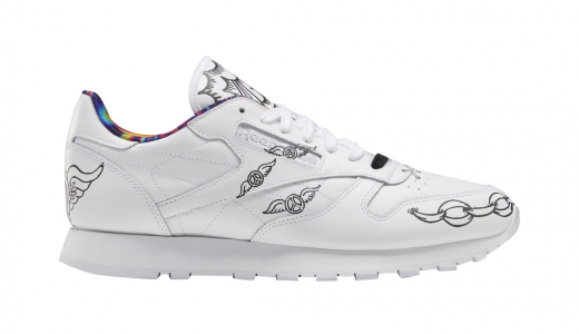 Reebok Classic Leather Peace Train