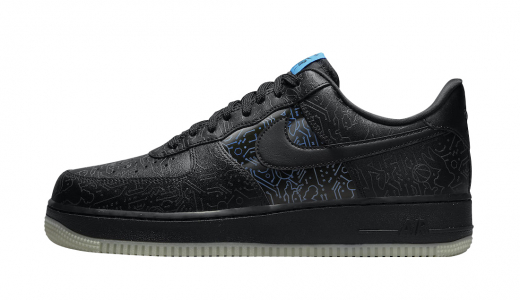 Space Jam x Nike Air Force 1 Low Computer Chip