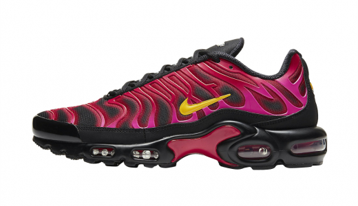 Supreme x Nike Air Max Plus TN Fire Pink