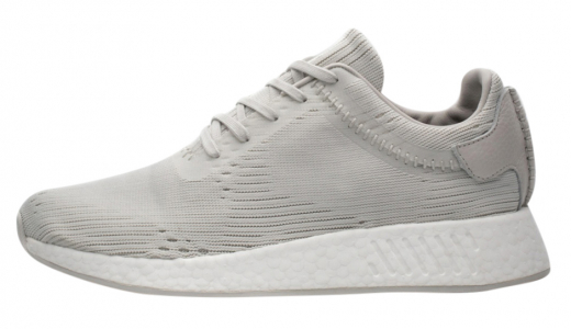 wings+horns x adidas NMD R2 Light Grey